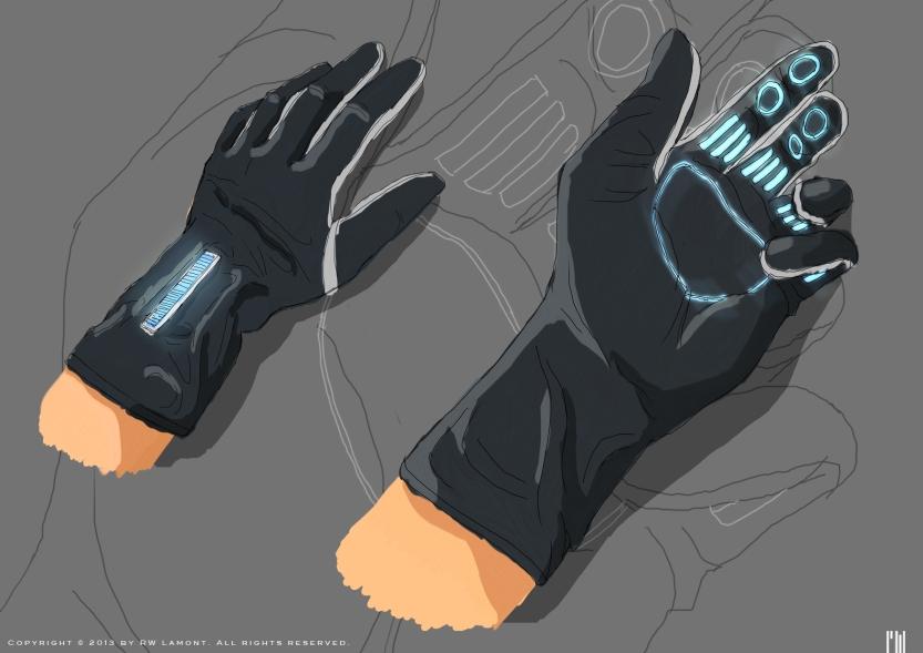 2-Helix-glove