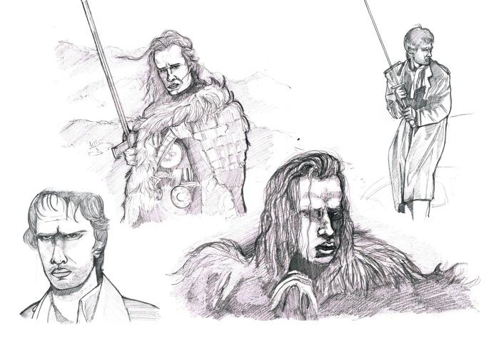 Macleod character study.